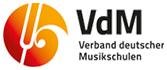 Logo des Verbandes deutscher Musikschulen